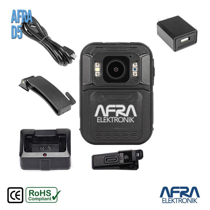 Afra D5 Yaka Kamerası