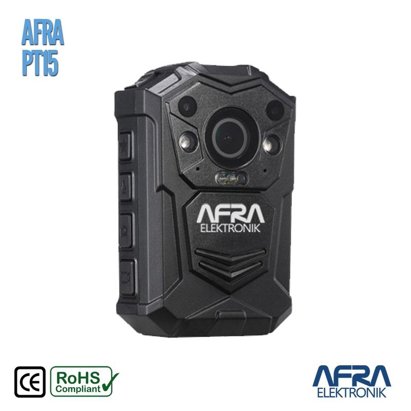 Afra PT15 Yaka Kamerası