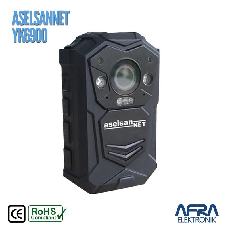 Aselsan YK6900 Yaka Kamerası